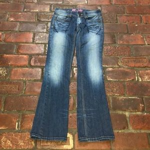 ReRock for Express Bootcut Jeans Size 2